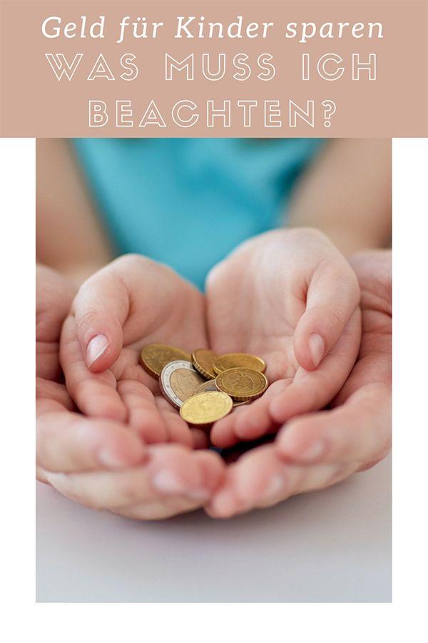 So legen Sie Geld für Ihr Kind an
