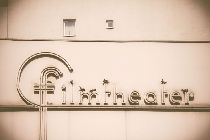 Photo of the day 19.09.2014  Filmtheater