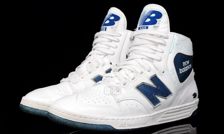 new balance high tops
