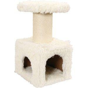 Arbre à chat YETI MASTER 80 cm blanc