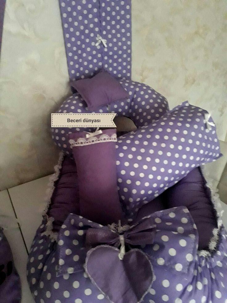 Baybest bebek yatak takımı