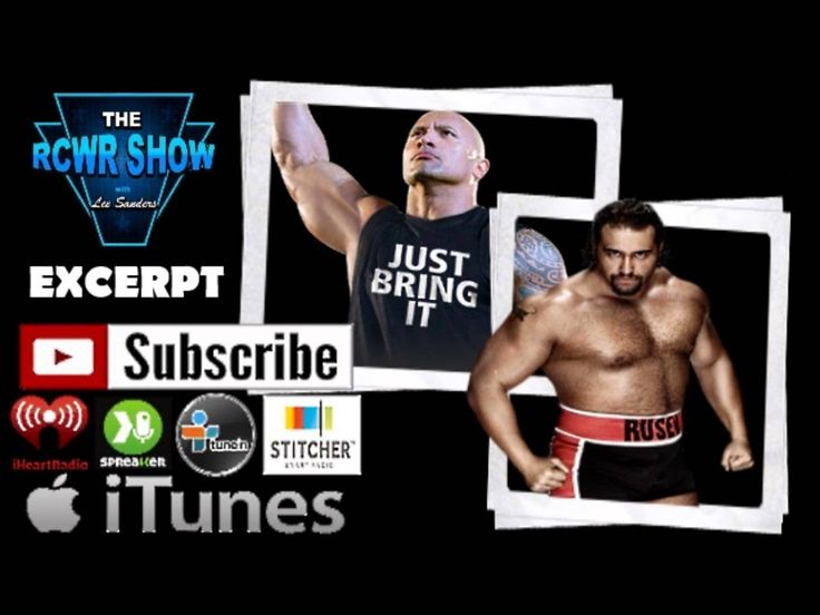 How The Rock Helped & Hurt Alexander Rusev: The RCWR Show Excerpt | (10-8-14) | Entertainment | Talk