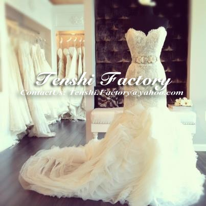 Tenshi factory's wedding dress inspiration 010
