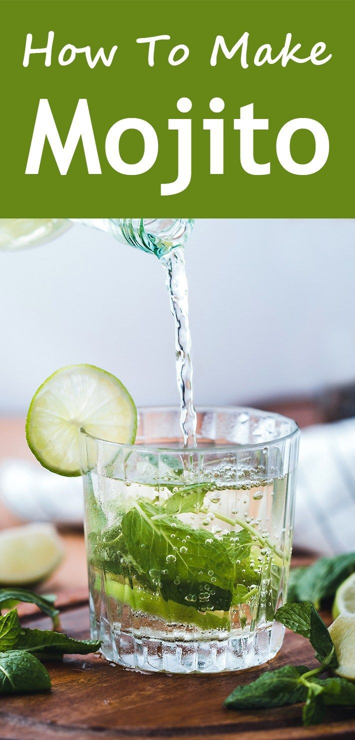 How To Make Famous Mojito Know 2 How Recipe Traditional Spanish Recipes Mojito Spanish Drink