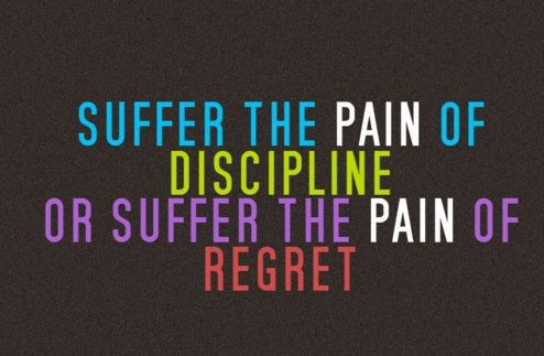 regretRemember This, Inspiration, Quotes, Workout Exercies, Pain, Regret, Health, Discipline, Fit Motivation