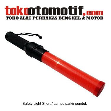 Safety Light Short / Lampu parkir pendek - Senter Lalu Lintas  Nama : Safety Light Merk : Tipe : Short Berat Kirim : 1 kg  #lampuparkir #senterlalulintas #senterparkir #safetylight