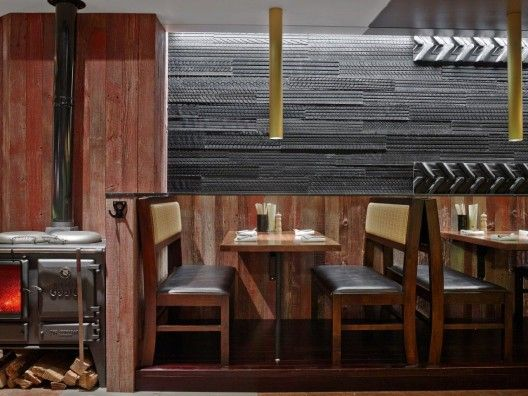 Beautiful Restaurant Booth Design Ideas Contemporary ...