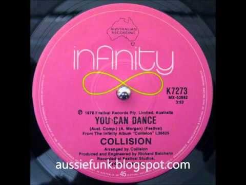 Collision - You Can Dance (Oz/NZ disco funk 45) - YouTube