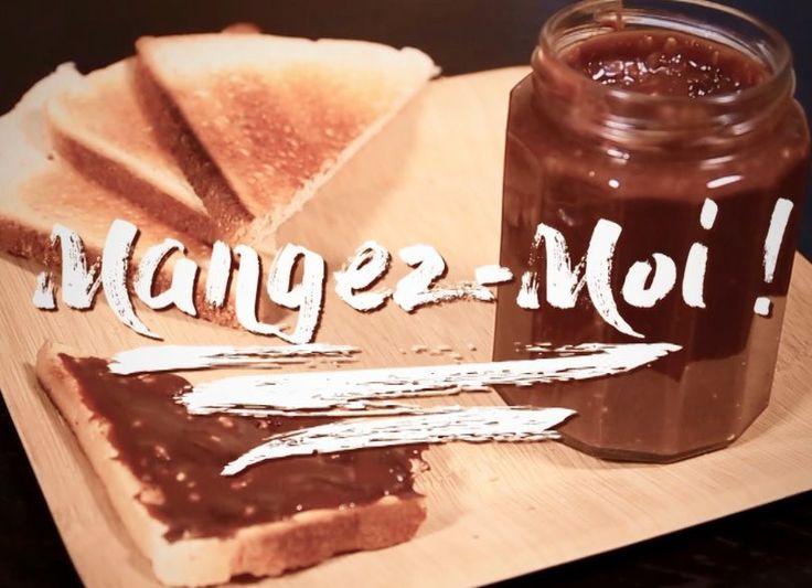 Vous souhaitez faire votre propre Nutella maison ? C'est facile et rapide ! Vos enfants vont se régaler au goûter ou au petit-déjeuner !
