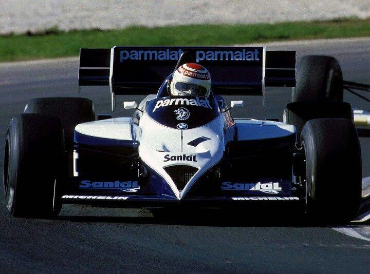 Nelson Piquet 1984 Autos Pinterest Nelson Piquet F1 And Cars