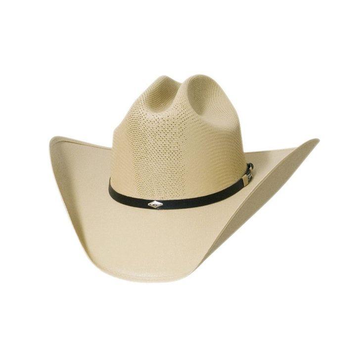 Cappello in paglia traforata