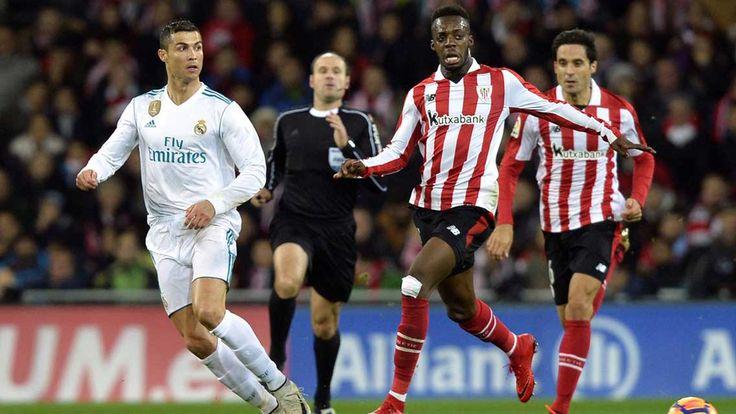 #DESTACADAS:  Real Madrid no aprovecha y empata con el Athletic de Bilbao - Futbol Total