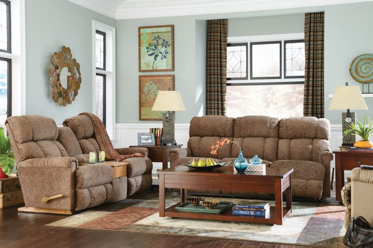 """lazboy furniture sofa and loveseat """"pinnacle"""" is at"""