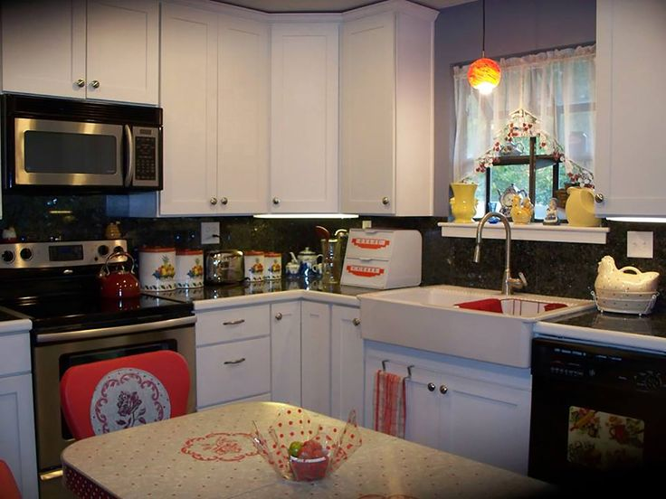 Roseville California Kitchen Renovation Features CliqStudios Dayton Painted  White Cabinets