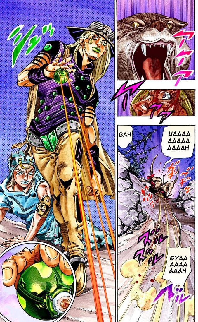 Jojo S Bizarre Adventure Part 7 Steel Ball Run Vol 87 Ch 31 Jojos