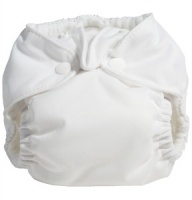 Kissaluvs Newborn AIO. Maybe worth a try for belly bub?
