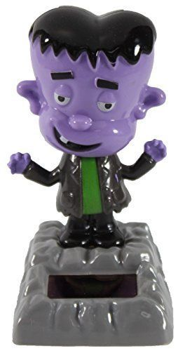 Dancing Frankenstein Addams Family Lurch Halloween Nightmare Solar Toy Gift US Seller by We pay your @ niftywarehouse.com