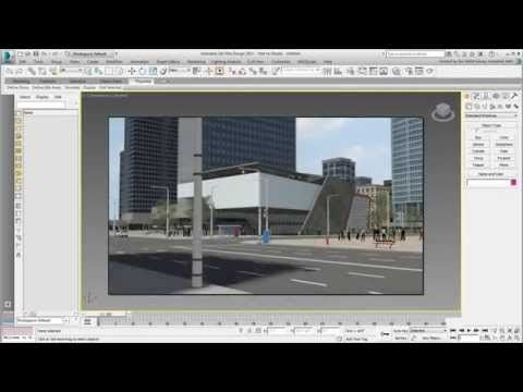 Using 3ds Max Design with Revit