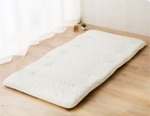 Emoor Japanese Mattress 6-fold antimicrobial, deodorant finishing, Made in Japan