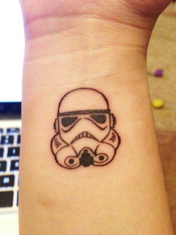 Les plus beaux tatouages Star Wars de tous les temps 04