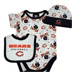 Chicago Bears NFL Baby Outfit