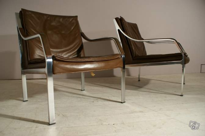 Fauteuils design type eames knoll ameublement yvelines for Fauteuil type eames