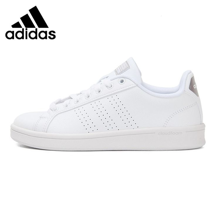 Original New Arrival 2018 Adidas NEO Label ADVANTAGE CL WCOURT Women's  Skateboarding Shoes Sneakers