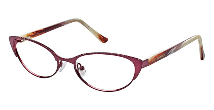 Lulu Guinness L763 Eyeglasses Frames – 35% off Authentic Lulu Guinness glasses frames, 50% off Lenses, Free Shipping. Highest Quality Lenses, A+ BBB rating since 1999, Satisfaction Guaranteed.