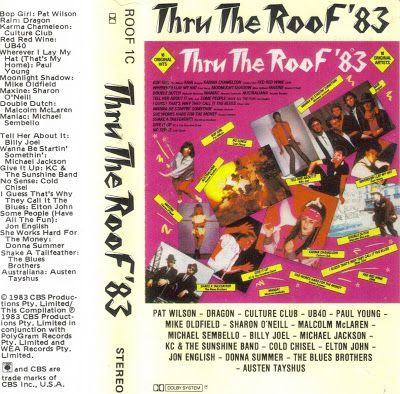 Thru the Roof '83