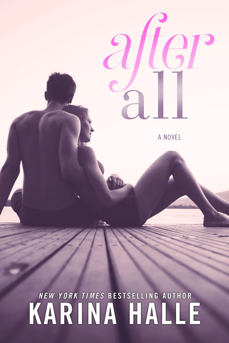 After All By Karina Halle €� Out June 26, 2017