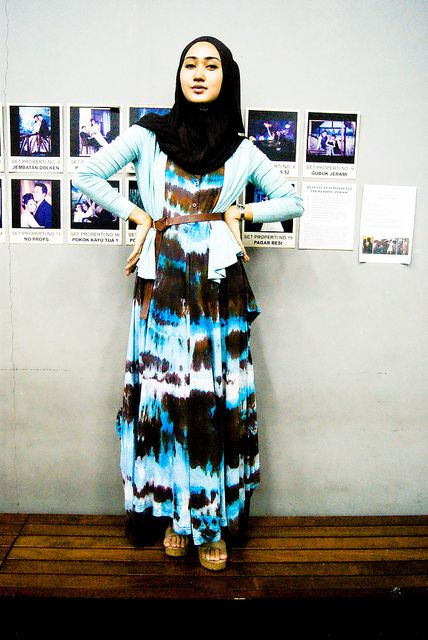 Wide Dress | Dian Pelangi