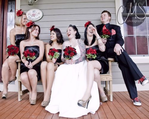 Rockabilly Wedding: Youu0027re Doing It Oh So Right