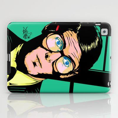 Kent iPad Case by Vee Ladwa - $60.00