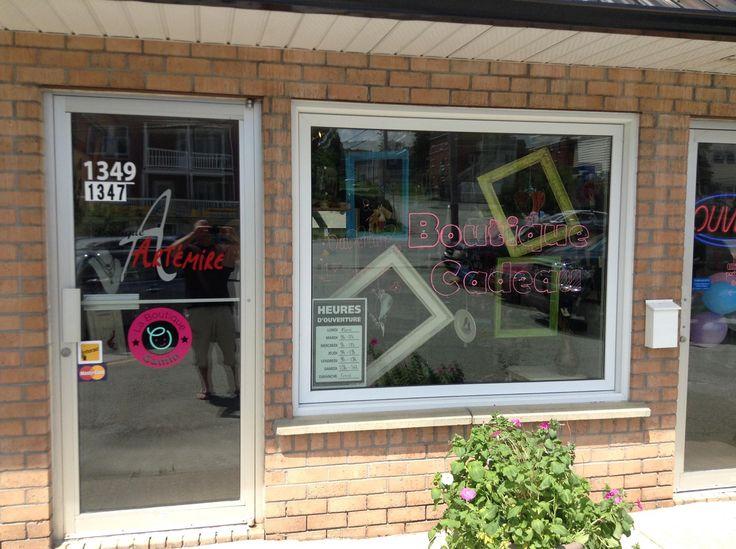 La Boutique'O gamin à Sherbrooke, QC