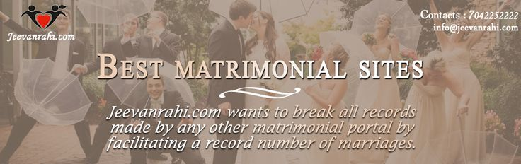 Matrimonial in India: Exchange your contact details for FREE!! India's only online matrimonial site provides online matrimony with free send messages service. Find suitable Indian & NRI brides and grooms for marriage. Register and send message for free for matchmaking services. jeevanrahi.com #Matrimonial - The World's #1 Matrimonial Site 100% free