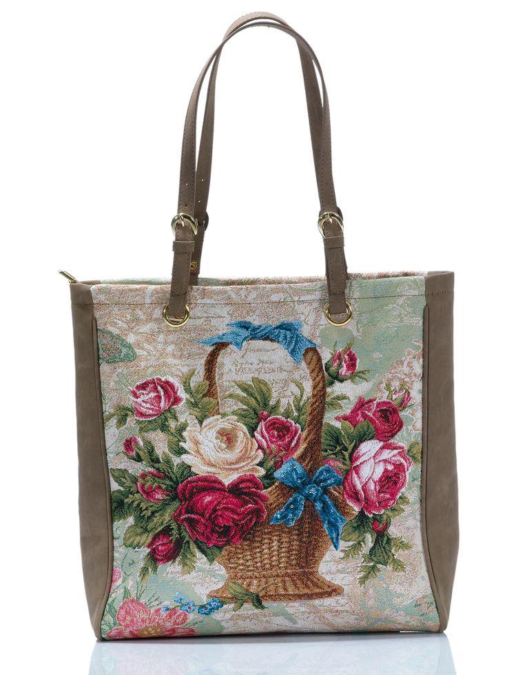 сумки из гобелена