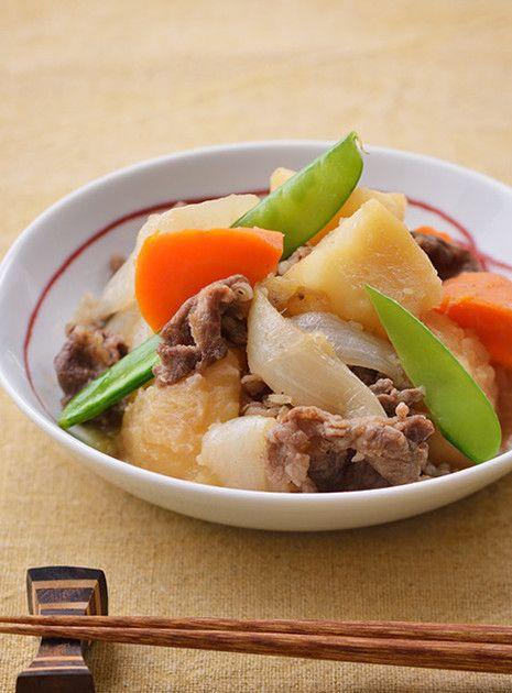 きほんの肉じゃが by ごはんのイロハ [クックパッド] 簡単おいしいみんなのレシピが220万品
