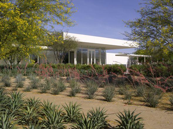 Sunnylands Center & Gardens, Rancho Mirage, Calif.