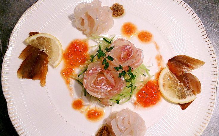 前もってのご注文で盛り合わせも承ります。Tel. 046-875-8900  http://www.steak-souma.jp