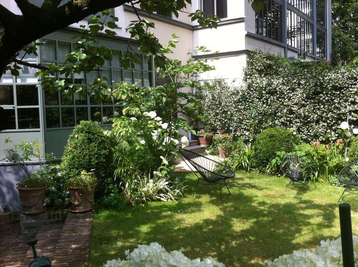 les 354 meilleures images du tableau des jardins comme la campagne sur pinterest petits. Black Bedroom Furniture Sets. Home Design Ideas