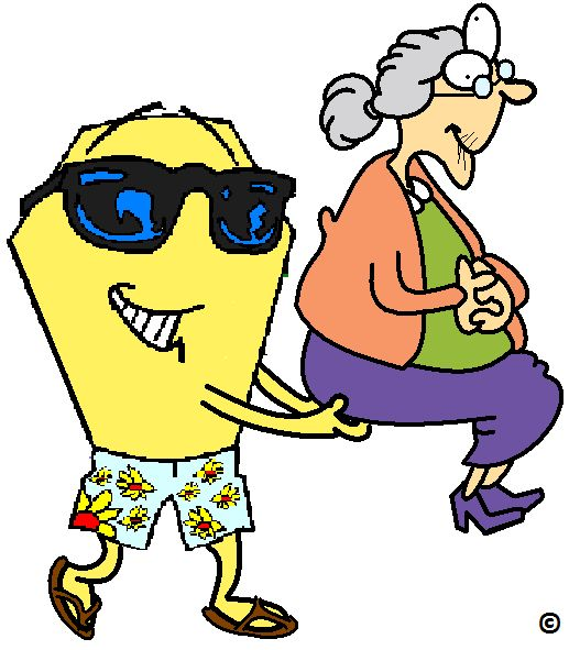 Joy rides in old age depend on vitamin D power.