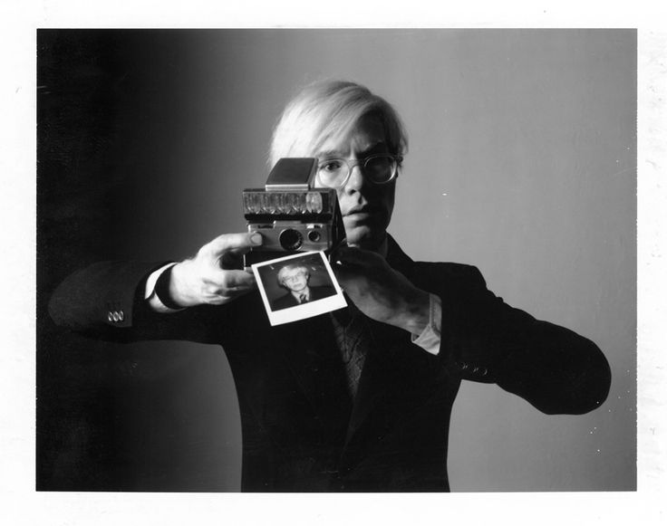 Andy Warhol- This fantastic artist and his works were one half of my inspiration for my collection.