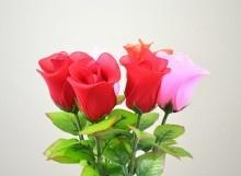 Nylon Flower New Style Roses