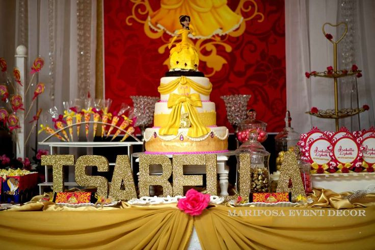 belle beauty and the beast birthday party ideas dessert table beast and birthdays. Black Bedroom Furniture Sets. Home Design Ideas