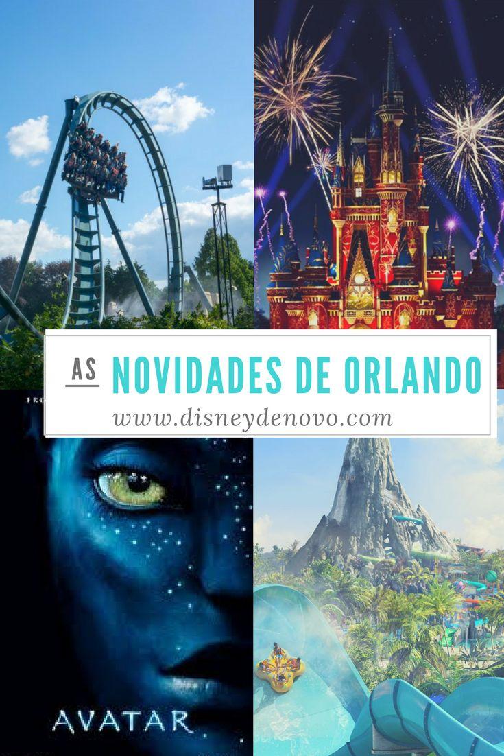 Orlando, Disney, Universal, novidades de Orlando, dicas de Orlando, dicas da Disney, Universal, Sea World, viagem Orlando