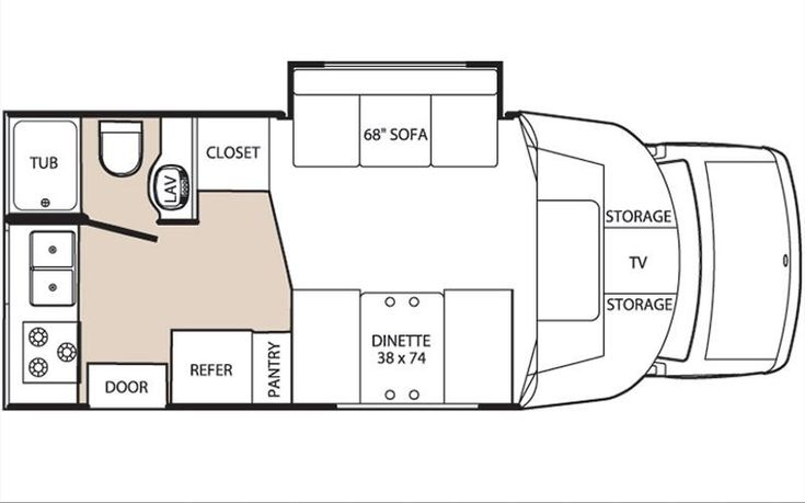 Augusta Rv Floor Plans: 135 Best Images About Travel On Pinterest