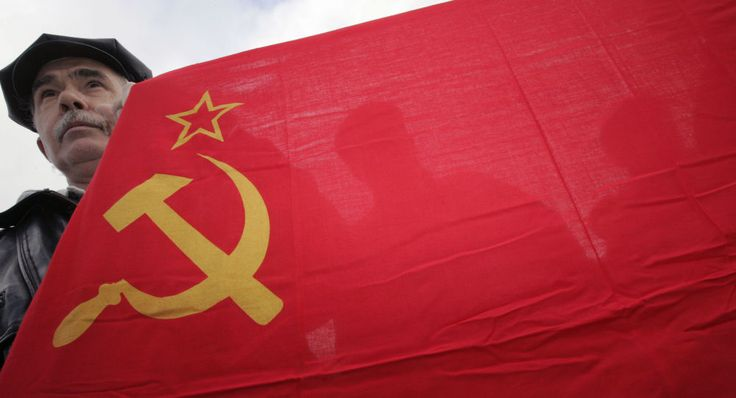 Umberto Marabese : Sputnik Italia - La bandiera dell'URSS.L'URSS favo...