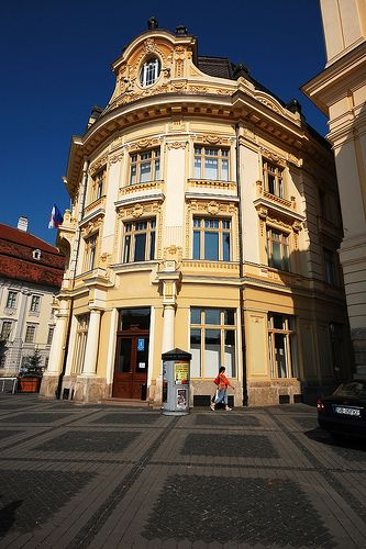 Sibiu, Romania, www.romaniasfriends.com