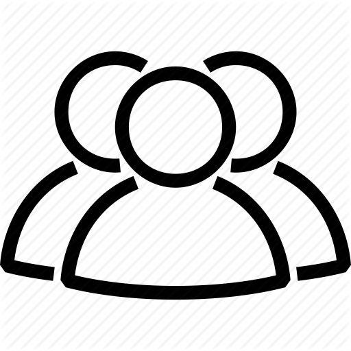 Картинки по запросу бесплатные иконки аутлайн люди