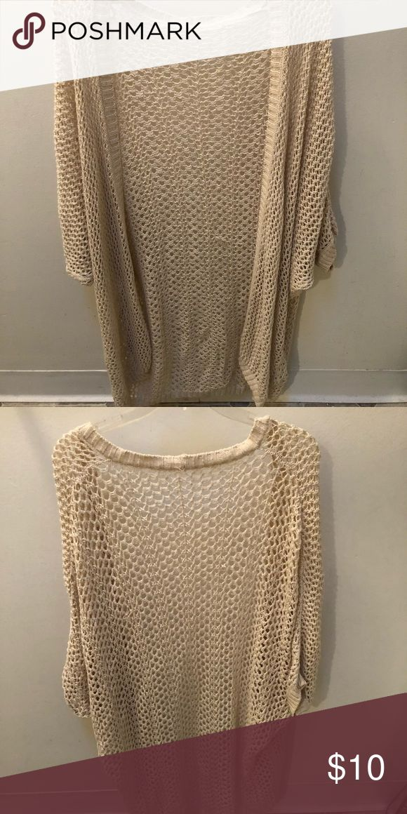 Brandy Melville cardigan Brandy Melville cardigan, oversized Brandy Melville Sweaters Cardigans